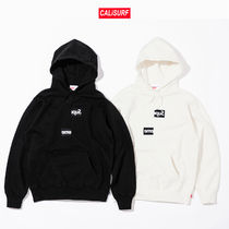 【AW18】Supreme (シュプリーム) x Comme des Garcons box hoody