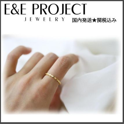 日本未入荷★CA発E&E PROJECT★STACKABLE ETERNITY リング