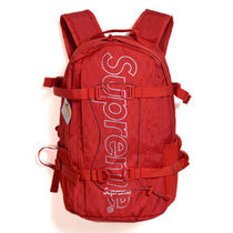 【Supreme】Backpack Red【即発送】
