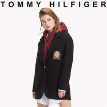 TOMMY HILFIGER Tommy Icons Hooded Coat 国内買付 ギフトにも