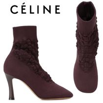 【18AW】★CELINE★textured from sock boots