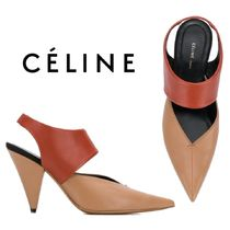 【18AW】★CELINE★pointed toe sandals
