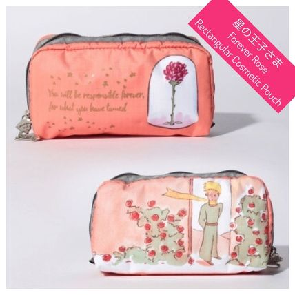 LeSportsac / Pouch / LE PETIT PRINCE コラボ ローズ ポーチ