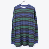 [国内発送] URBAN OUTFITTERS L/S MULTI BORDER T-SHIRT