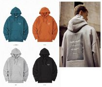 ANDERSSON BELL(アンダースンベル) パーカー・フーディ ◇人気◆ ANDERSSON BELL◇UNISEX◇SIGNATURE PATCH HOODIE◇