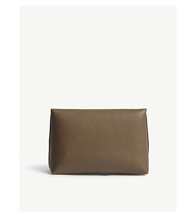 Mulberry メイクポーチ 【関税・送料ゼロ】MULBERRY スモールレザーポーチ(2)