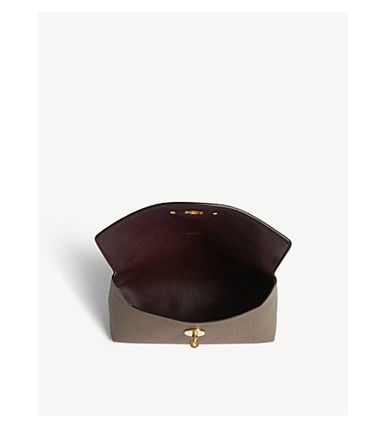 Mulberry メイクポーチ 【関税・送料ゼロ】MULBERRY スモールレザーポーチ(3)