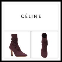 ★★CELNE《セリーヌ》 TEXTURED FROM SOCK BOOTS  送料込み★★