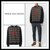 ★Dries Van Noten《 BLACK&BROWN HEXTON SWEATER 》 送料込み★