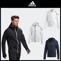 ◆adidas◆ MEN'S ATHLETICS M ZNE フーディ FR 4色
