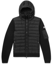 ★関税負担★MONCLER★Panelled Hooded Down Jacket