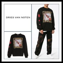 ★Dries Van Noten《EYE PRINT SWEATSHIRT》  送料込み★