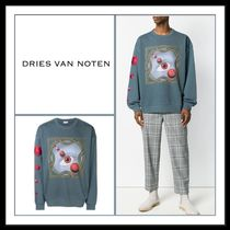 ★Dries Van Noten《HALXTON EYE SWEATSHIRT》  送料込み★