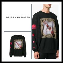 ★Dries Van Noten《RED EYE PRINT SWEATSHIRT》  送料込み★