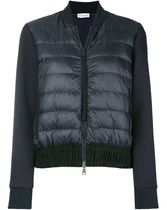 MONCLER Feather down bomber jacket
