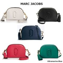 MARC JACOBS【国内発送】Shutter Small Leather Crossbody☆