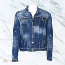【D SQUARED2】Classic Jeans Jacket クラシックジャケット
