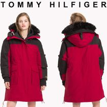 TOMMY HILFIGER Tommy Icons Parka 国内買付 ギフトにも