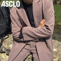 ★ASCLO★ cocoa unique suit
