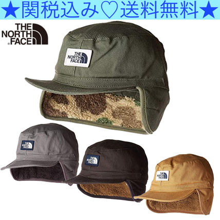 b859ee37286 THE NORTH FACE キャップ ☆TNF☆Campshire Earflap Cap☆4色☆耳も ...