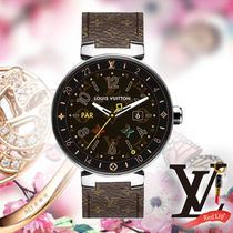 《Louis Vuitton》★CONNECTED TAMBOUR HORIZON MONOGRAM 42★