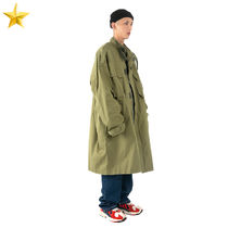 ◇RAUCO HOUSE◇ Olive m-65 fishtail parka (2色展開)