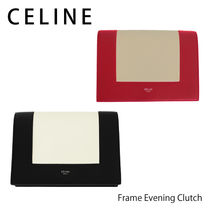 『CELINE-セリーヌ-』Frame Evening Clutch[107773A04 ]
