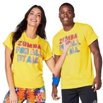 ★国内発送★ ズンバ Zumba For All By All Tee Sunrays