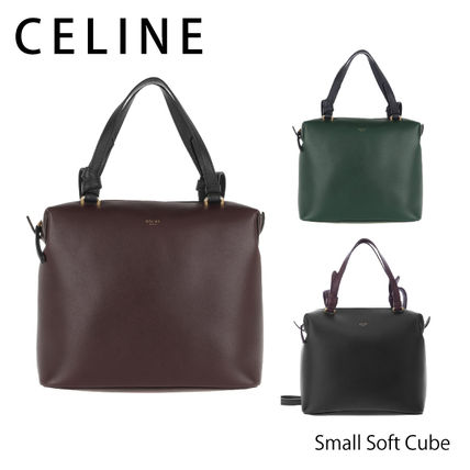 『CELINE-セリーヌ-』Small Soft Cube[181613A4S]