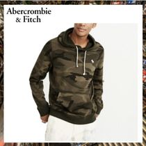 【Abercrombie&Fitch】FLEECE ICON HOODIE