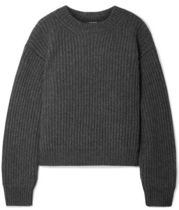 ★関税負担★ACNE STUDIOS★OVERSIZED RIBBED WOOL SWEATER