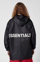 送料無料!FOG Essentials Coaches Jacket / BLACK
