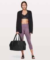 LULULEMON◆Out Of Range Bag 28L◆Black