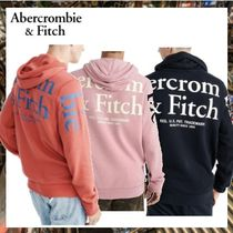 【Abercrombie&Fitch】BACK LOGO HOODIE