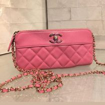 2018 CHANEL F/W最新作★MADEMOISELLE CLUTCH/IPHONE case