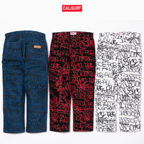 【WEEK4】AW18 Supreme(シュプリーム)x CDG CANVAS PAINTER PANT