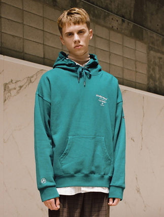 ANDERSSON BELL パーカー・フーディ ☆ANDERSSON BELL☆ UNISEX ANDERSSON SIGNATURE PATCH HOODIE(3)