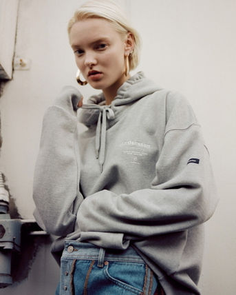 ANDERSSON BELL パーカー・フーディ ☆ANDERSSON BELL☆ UNISEX ANDERSSON SIGNATURE PATCH HOODIE(4)