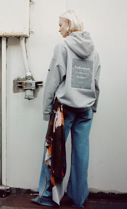 ANDERSSON BELL パーカー・フーディ ☆ANDERSSON BELL☆ UNISEX ANDERSSON SIGNATURE PATCH HOODIE(5)