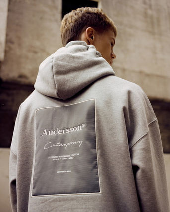 ANDERSSON BELL パーカー・フーディ ☆ANDERSSON BELL☆ UNISEX ANDERSSON SIGNATURE PATCH HOODIE(6)