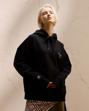 ANDERSSON BELL パーカー・フーディ ☆ANDERSSON BELL☆ UNISEX ANDERSSON SIGNATURE PATCH HOODIE(8)