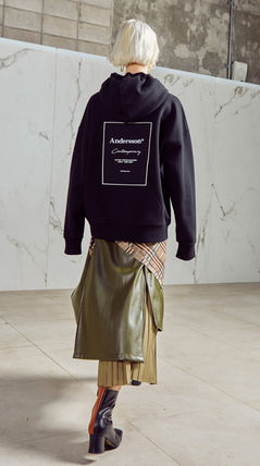 ANDERSSON BELL パーカー・フーディ ☆ANDERSSON BELL☆ UNISEX ANDERSSON SIGNATURE PATCH HOODIE(10)