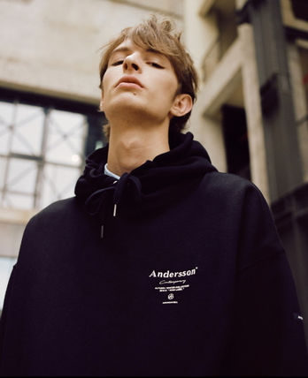 ANDERSSON BELL パーカー・フーディ ☆ANDERSSON BELL☆ UNISEX ANDERSSON SIGNATURE PATCH HOODIE(11)