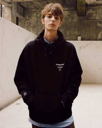 ANDERSSON BELL パーカー・フーディ ☆ANDERSSON BELL☆ UNISEX ANDERSSON SIGNATURE PATCH HOODIE(12)