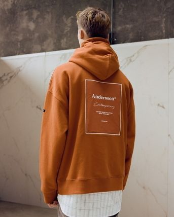 ANDERSSON BELL パーカー・フーディ ☆ANDERSSON BELL☆ UNISEX ANDERSSON SIGNATURE PATCH HOODIE(13)