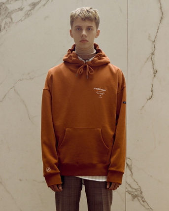 ANDERSSON BELL パーカー・フーディ ☆ANDERSSON BELL☆ UNISEX ANDERSSON SIGNATURE PATCH HOODIE(14)