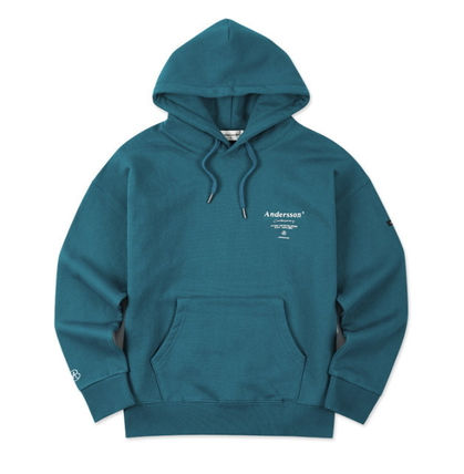 ANDERSSON BELL パーカー・フーディ ☆ANDERSSON BELL☆ UNISEX ANDERSSON SIGNATURE PATCH HOODIE(16)