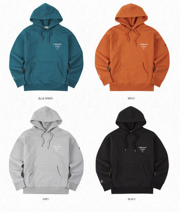 ANDERSSON BELL パーカー・フーディ ☆ANDERSSON BELL☆ UNISEX ANDERSSON SIGNATURE PATCH HOODIE(20)