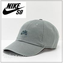 送料関税込☆【Nike SB】True Jungle Green Strapback キャップ