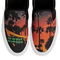 IN-N-OUT(インアンドアウト) スニーカー CALIFORNIA DREAMIN' SHOES